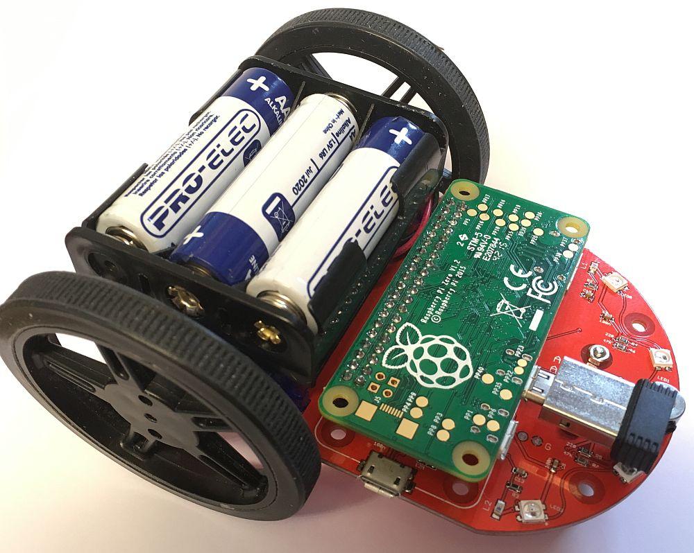 Ar pi dual mode robot arduino vs raspberry tronix