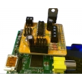 4tronix MicRoCon Robot Controller for Raspberry Pi