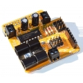 4tronix MicRoCon V2 Motor Robot Controller for Raspberry Pi - Fully Assembled