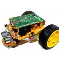 Pi2Go-Lite Fully Integrated Robot Kit for Raspberry Pi
