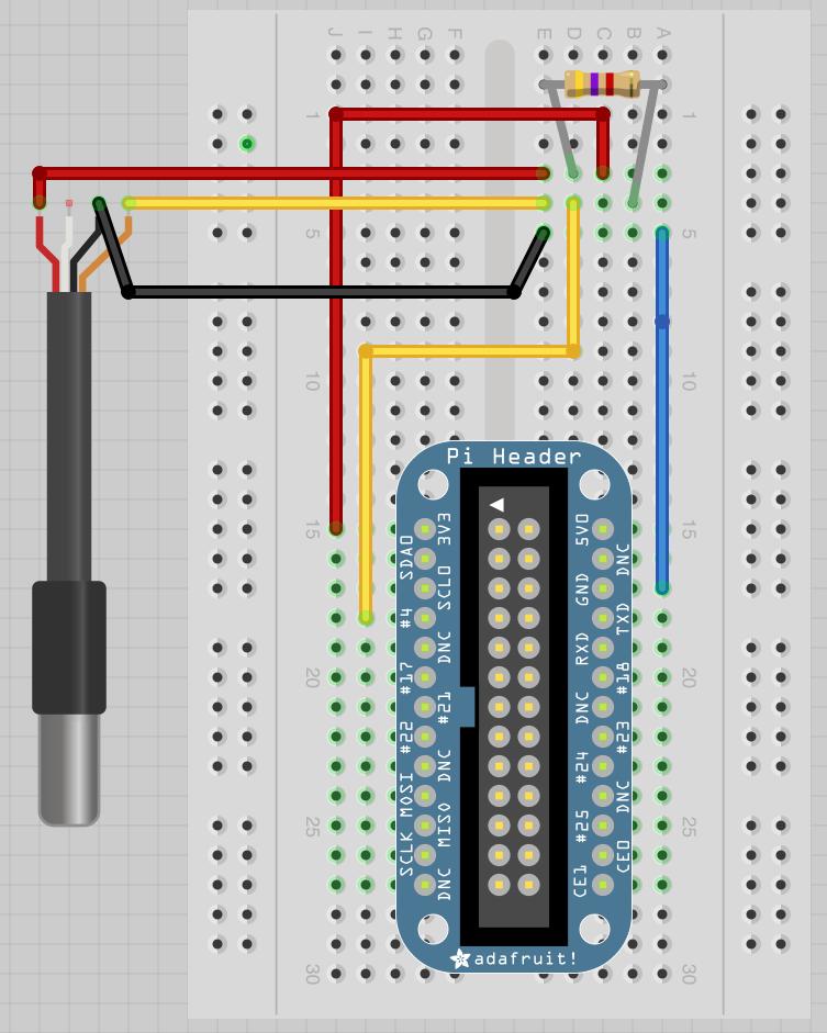 Nano32 additionally Pi Temperature Monitor furthermore Temperature Sensor Arduino as well Watch moreover Temperature Sensor Project Using Ds18b20. on wiring the ds18b20 1 wire temperature sensor